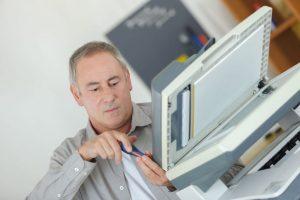 photocopier repair engineer in Milton Keynes